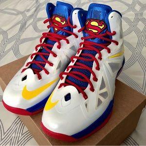 00a7af9725d44 ... usa nike shoes nike lebron 10 superman id bc428 0821e